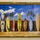surf board artwork