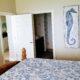 seahorse art in bedroom